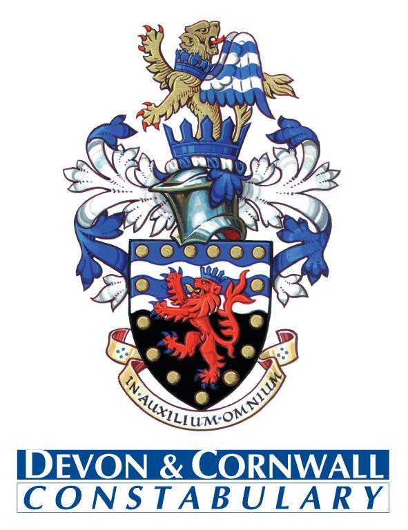Devon and Cornwall Police Logo